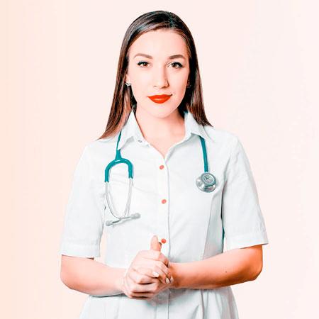 Віталіна Олещенко Сімейний лікар